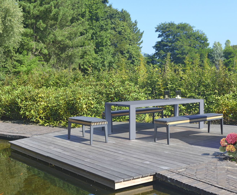 Borek Teak Merano backless bench Panama table.jpg
