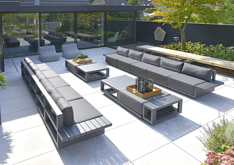 2016 Borek Aluminium Murcia lounge, coffee & side table & island-table Tray Leno bean bag.jpg