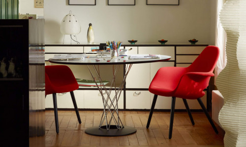 Vitra dining tables