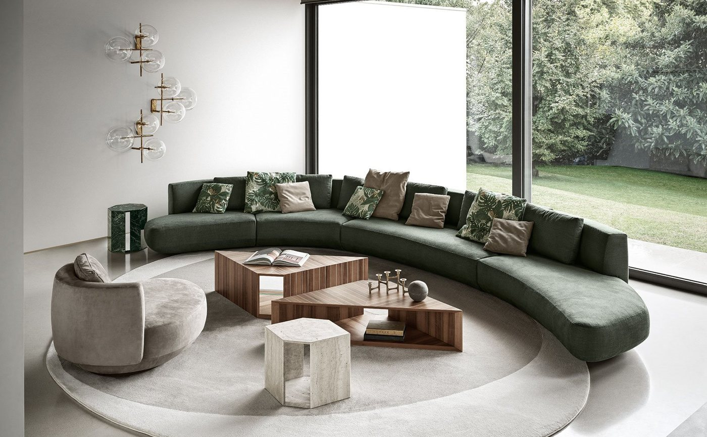 Gallotti & Radice Audrey Motion sofa large round Hora Barneveld.jpg