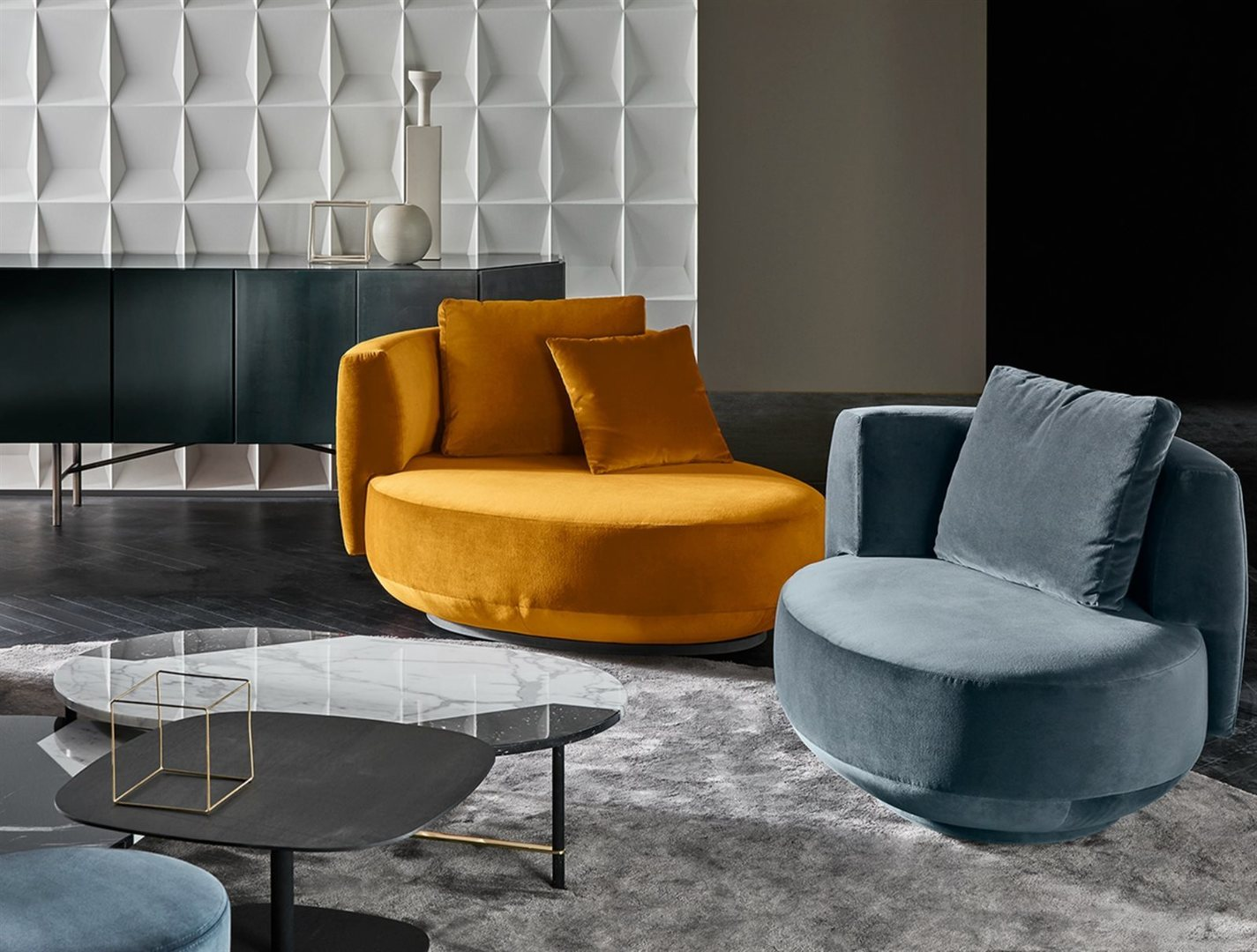 Gallotti & Radice Audrey Poltrona armchair sfeer 2.jpg