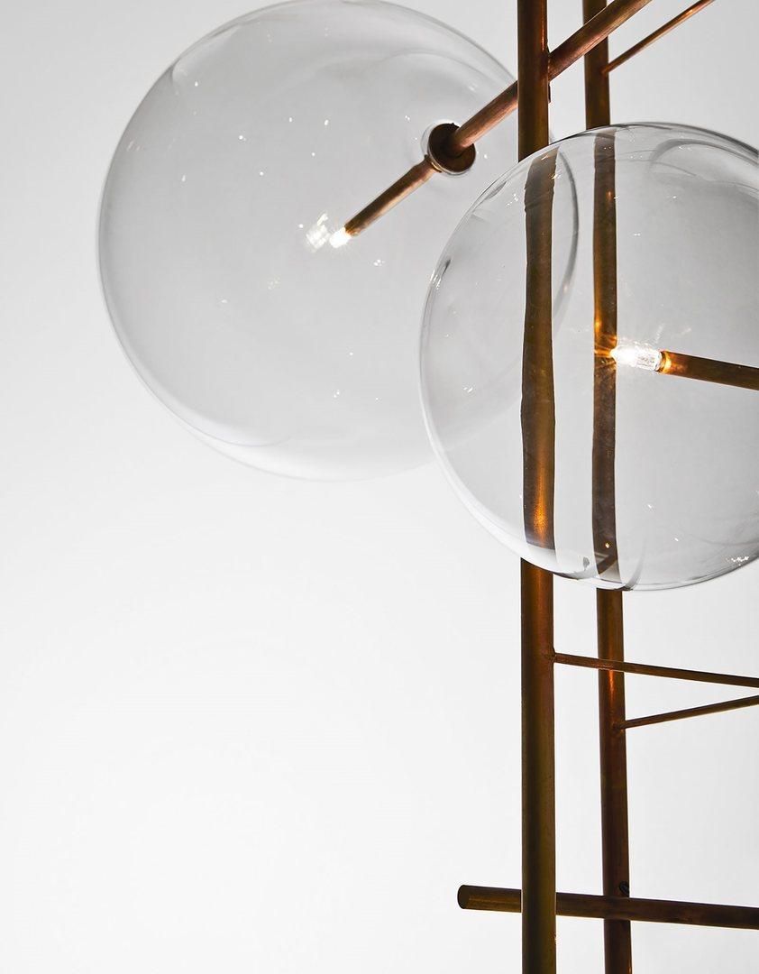 Gallotti & Radice Bolle Tela lamp sfeer.jpg