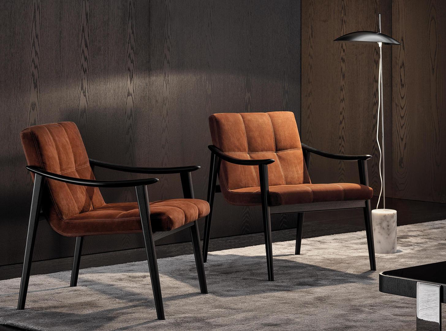 Minotti Fynn armchair dining chair Hora Barneveld 3.jpg