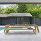 2020 Borek Teak Hybrid low dining backless benches & table Frans van Rens.jpg