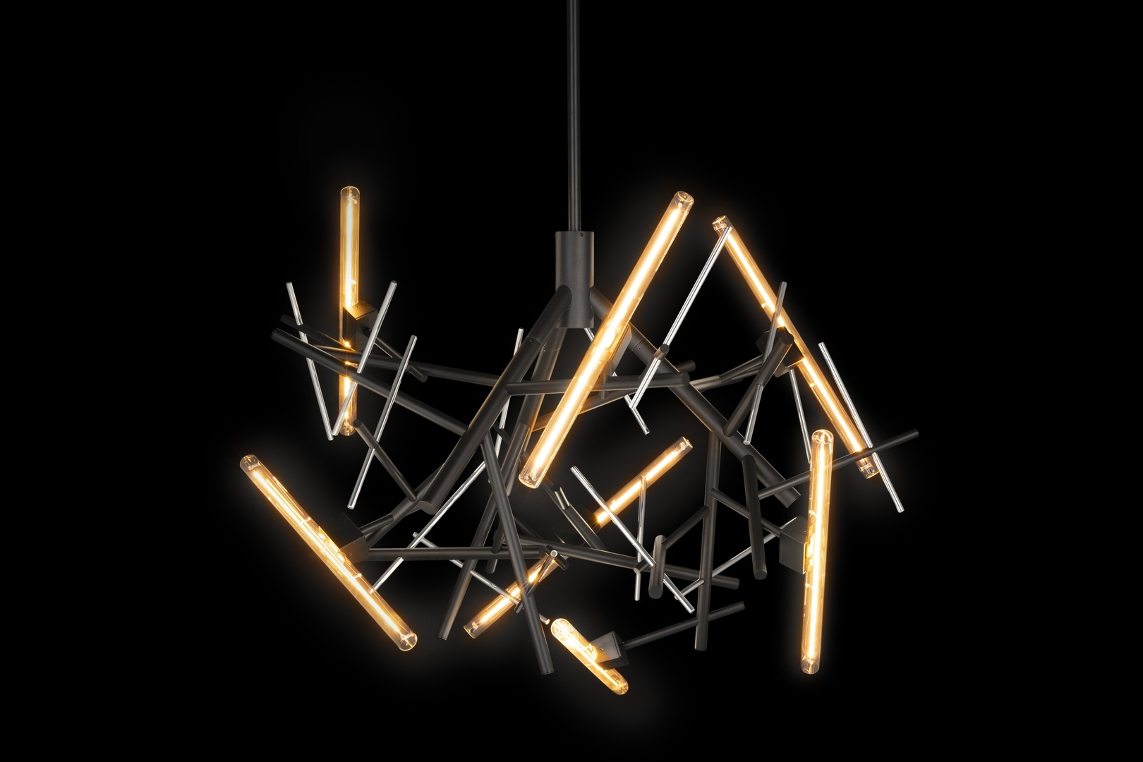 Linea-collection_chandelier-round_LINC100BLM_black-matt-finish_black-backgroundJPEG.jpg