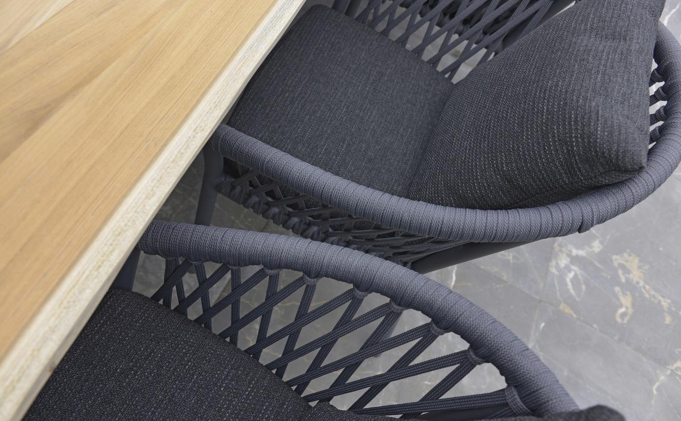 2021 Borek Ardenza belt Majinto chair dark grey - teak Guarda table (details 1)2.jpg