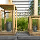 2020 Borek Teak Positano latern small & medium Studio Borek (close-up).jpg