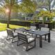Borek Aluminium Samos lounge chair and low dining table.jpg