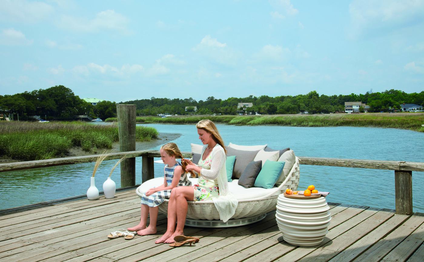 Pleasant Dedon Swingrest Swingme Lounge Chair Short Links Chair Design For Home Short Linksinfo