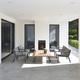 2017 Borek teak alu Twisk coffee table and lounge chair by Bertram Beerbaum.jpg