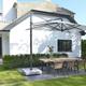 2017 Borek teak alu Twisk table, chair and lounge chair by Bertram Beerbaum - parasol Rodi graphite 4x3.jpg