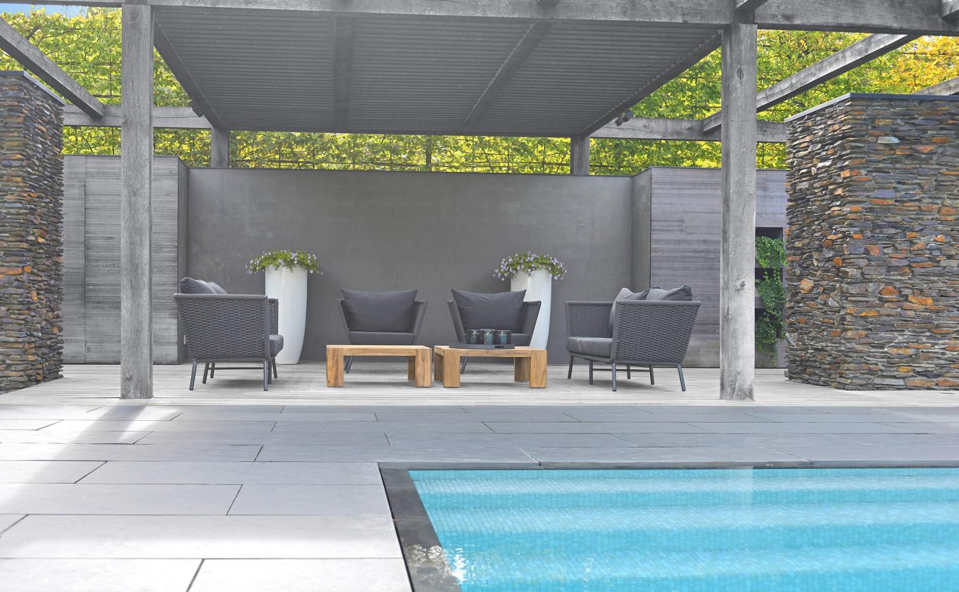 2018 Borek rope Valldemossa lounge chair & sofa - teak Cadiz coffee table Studio Borek.jpg