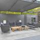 2018 Borek rope Valldemossa lounge chair & sofa - teak Cadiz coffee table  (2) Studio Borek.jpg