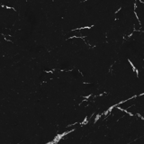 Satined Nero Marquina marble