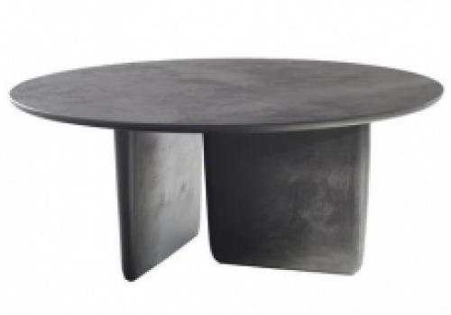 Tobi-Ishi Table round marmer
