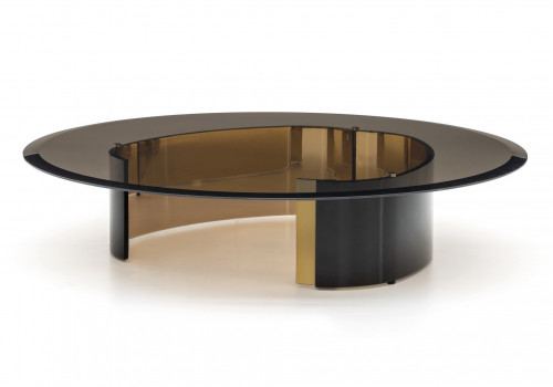 Bangle round coffee table