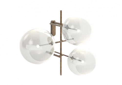 Bolle Aria wall lamp