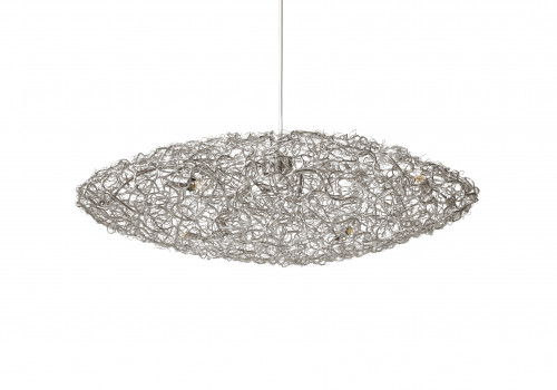 Crystal Waters Hanglamp Ufo