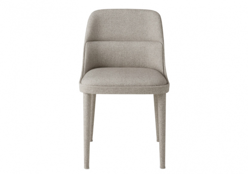 Jackie chair without armrests