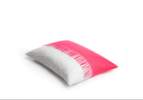 Jazz cushion flamingo
