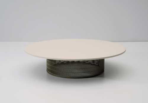 Sidetable Jan De Bouvrie.Kettal Mesh Side Table