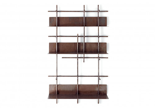Navigli version 1 shelving system