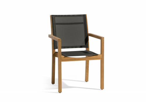 Siena teak chair textiles