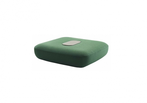 Tabour square ottoman