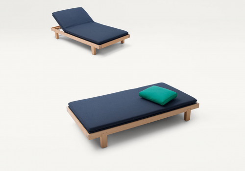 Toku chaise longues