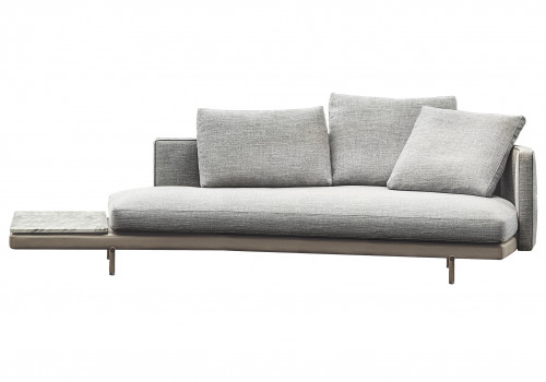 Torii open-end sofa low back