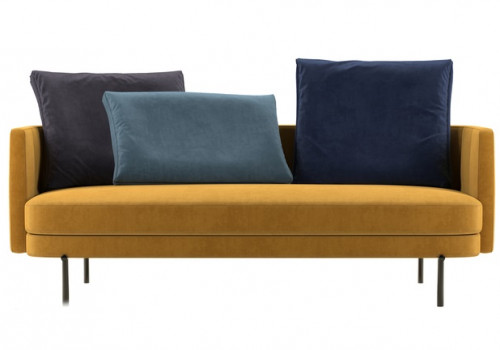 Torii sofa small low back