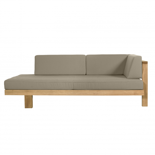 Pure Sofa meridienne links