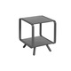 2020 Borek alu Dekton Double O side table 38x38 anthracite Kelya 7293-69 2.jpg