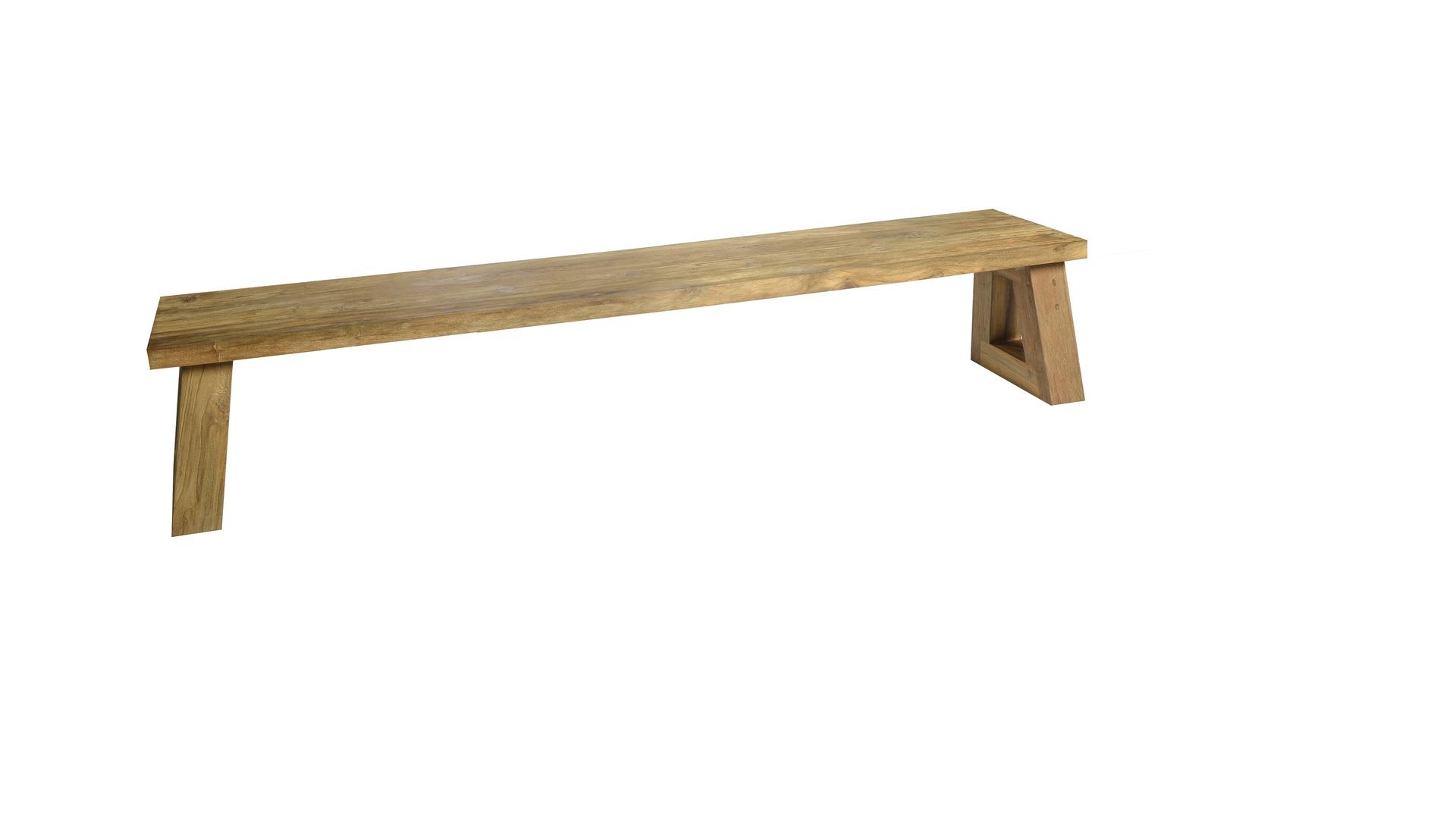 2020 Borek teak Parga backless bench 250x40 7361 2.jpg