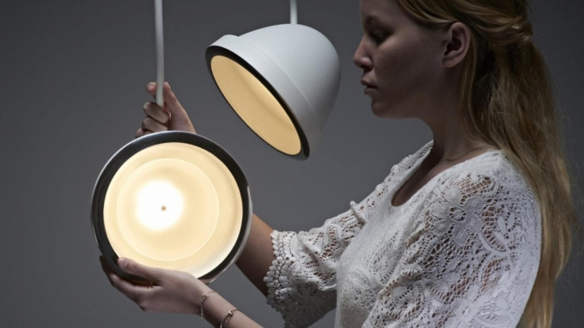 Insider suspension lamp